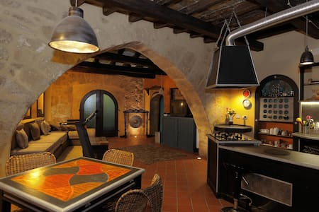 Case vacanze Culturart house suite1 - Loft
