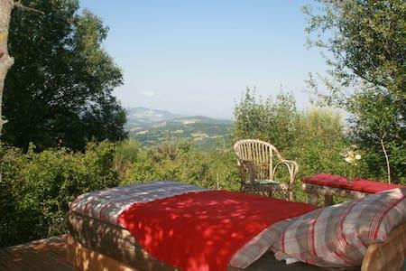 Tuskany: comfortable outdoor nights - Roccalbegna