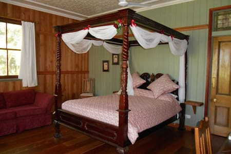 Luxury B&B suite in the rainforest - Bed & Breakfast