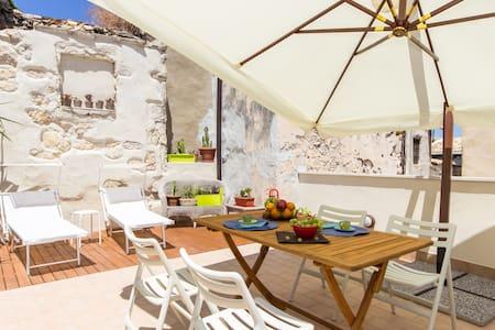 casettealsud ortigia loft terrazza - Wohnung