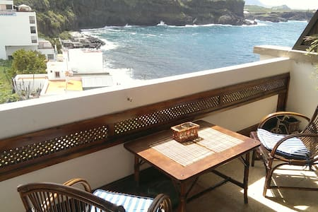 Marine apartment. Stunning sea view - Icod de los Vinos - Apartment