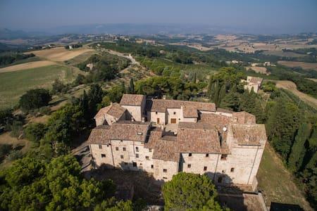 Abbazia di San Martino al Castello di Petroro - Todi