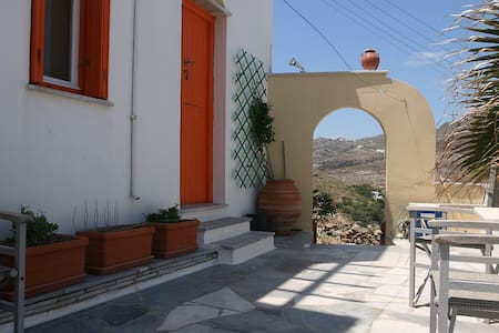 Panormos Apartments  in Tinos Greece-No 5 - Appartamento