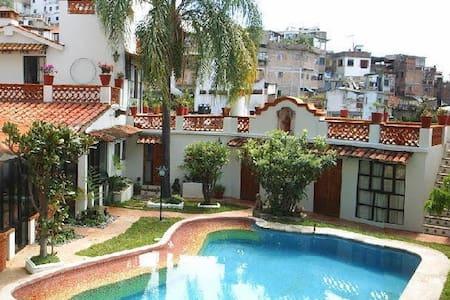 Hermosa casa típica para vacaciones - Taxco
