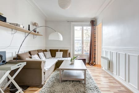 Lovely flat in the City of Love