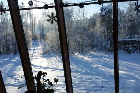 Lac Le Jeune country style acerage - Kamloops - Huis