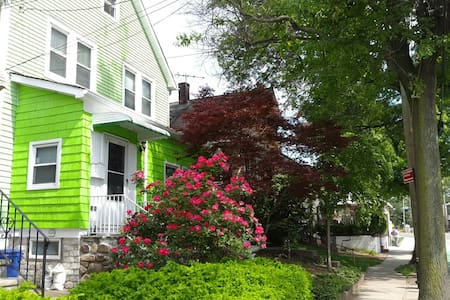 RIDE TO COLONIAL OLD WORLD CHARM - Staten Island - House