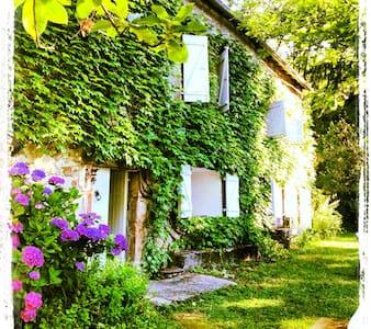 Belle maison de campagne familiale - Rumah