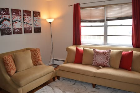A Cozy Home Away from Home in NJ. - Hackensack - Apartment