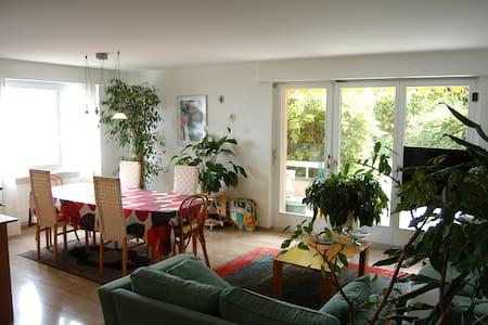 Magnifique 3.5 pièces avec vue lac - Apartment