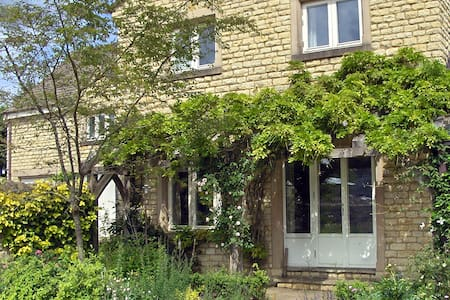 Lower Watts House, Green Room - Charlbury - Bed & Breakfast