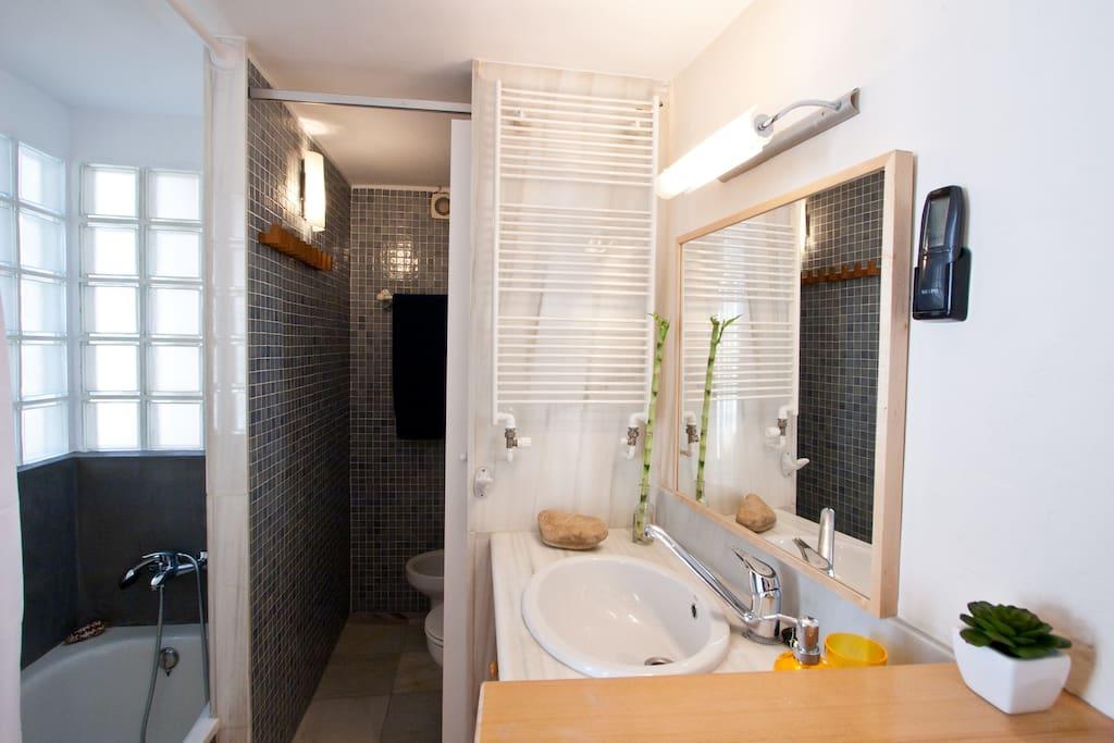 Baño 1/Bathroom 1 completop 3ºpiso