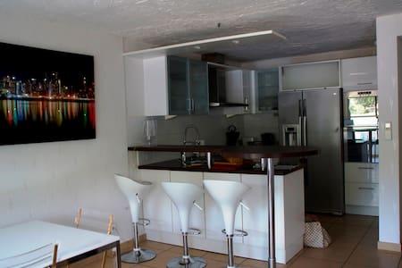 Cap d'Agde harbor center penthouse