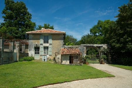 Charmante maison du Périgord vert - Haus