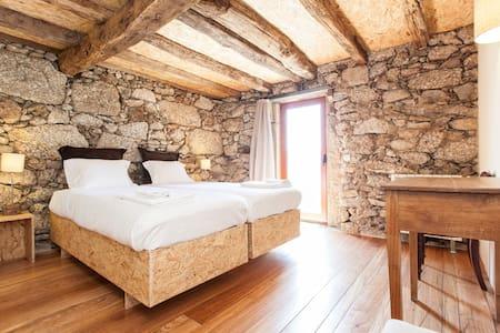 Casa do Palheiro Grande (T3) - QdR - Cabeceiras de Basto - Villa