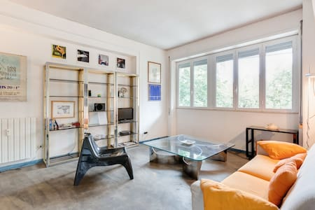 TRASTEVERE LARGE APARTMENT UP TO 5