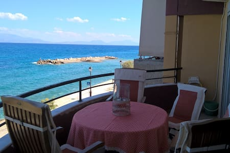 Eleana's Place.  Luxury and panoramic sea view - House