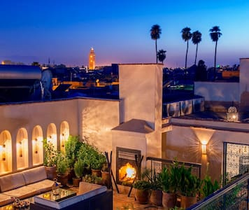 'Mystery  room' - Marrakesh - Bed & Breakfast