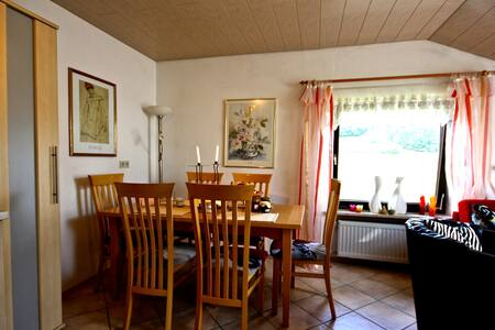 Ferienhaus Holzapfel Geiersthal Bay - Apartamento