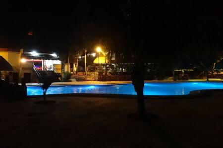 Hotel Boutique con hermosa alberca y restaurante - Mérida