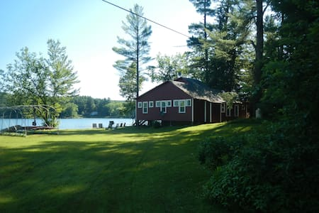 Lakefront 4 Bedroom Cottage - Cabin