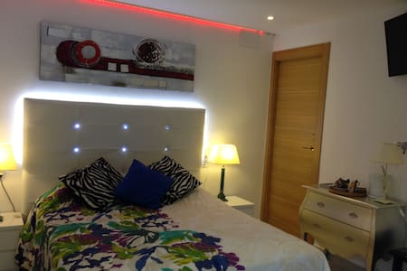 B&B dormitorio y bano en suite - Teulada