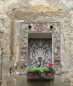 Toscana Pienza Centro Storico - Lejlighed