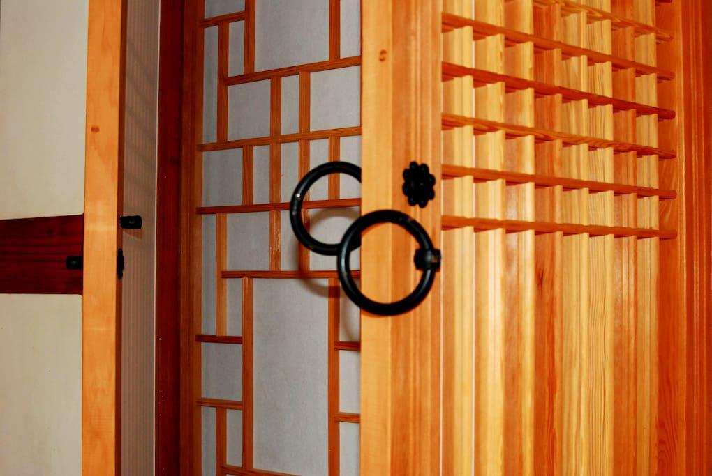 The korea traditional house Gamohje