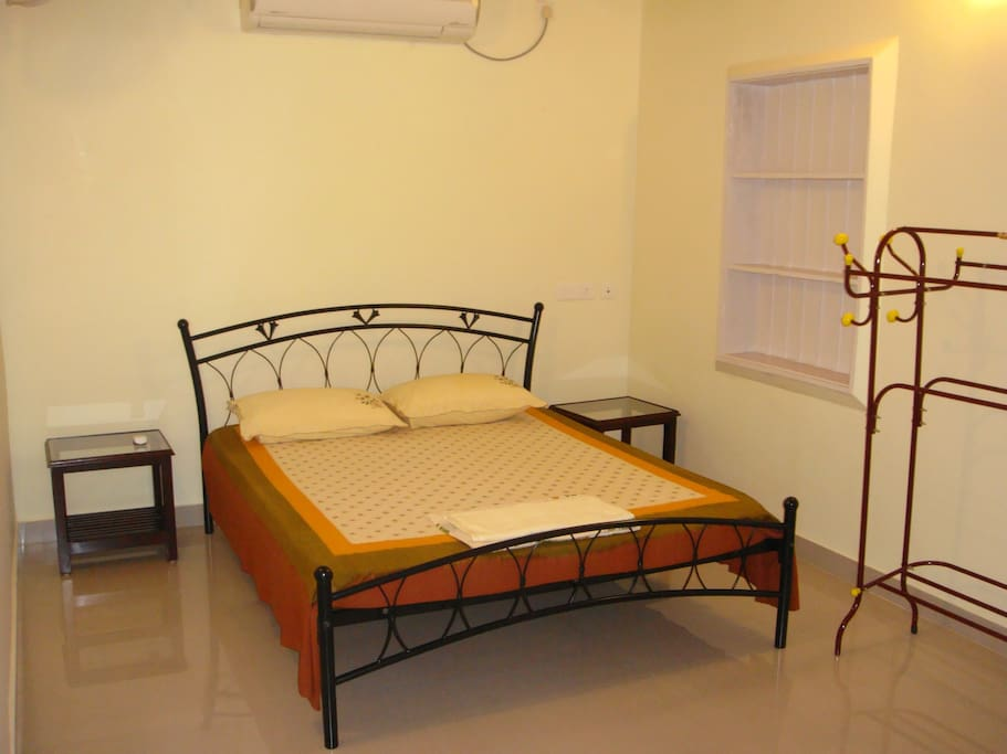 Beautiful harmonious room in Kerala