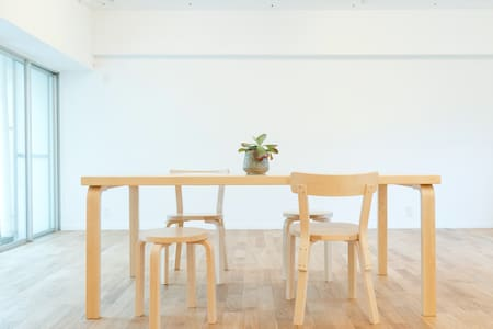 NEW OPEN!Convenient reserved room in downtown are. - Kagoshima-shi - Selveierleilighet
