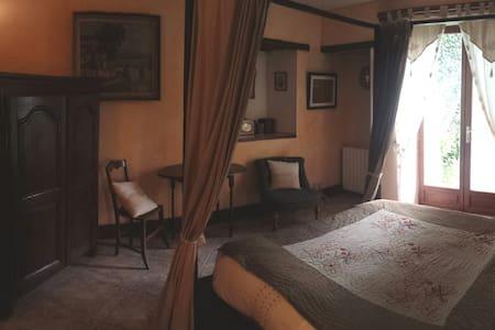 LE PORTAIL BLEU chambre -la Cosy- - Casa
