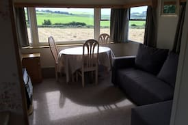 Picture of Willerby caravan close to Cemlyn Bay