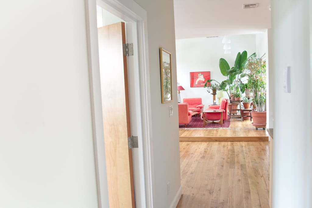 Loft style 2bed/2bath with terraces