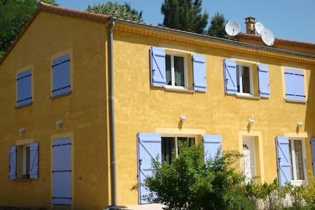 chambre avec vue... - Saint-Barthélémy-de-Vals