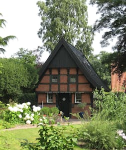 Backspieker - historisches Häuschen - Huis