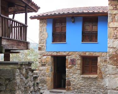 Casa de Aldea, alojamiento rural - Castiellu - House