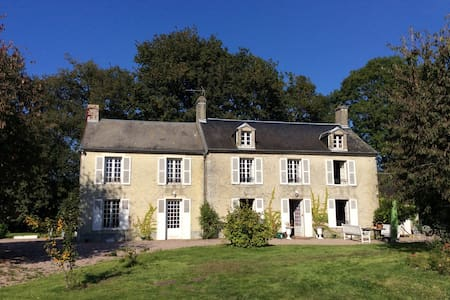Belle demeure normande , idéale pour Famille - Cordey - Huis