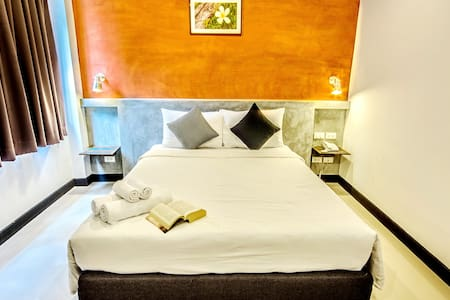 Ideo Phuket Hotel : Hip Studio Room Only - Apartmen