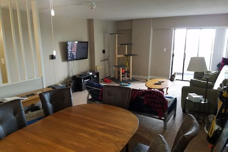2 bed 2 bath high rise with a view in Clintonville - Columbus - Appartamento