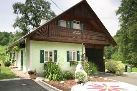 Ferienwohnung neben Weingärten - Rumah