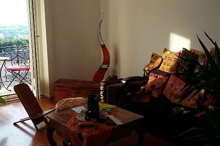 Cosy with view in Lausanne - Lausanne - Appartement