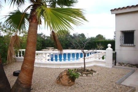 Seaside villa with garden and pool - L'Ampolla