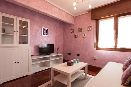 Apartamento recién reformado, a 10 Km de Bilbao - Huoneisto
