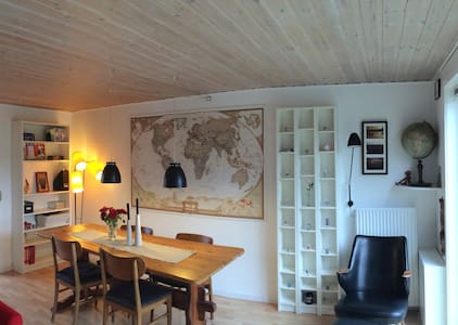 Cosy 2 Person Bedroom - Højbjerg