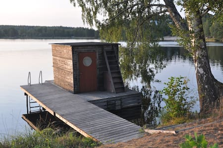 Houseboat in Borsöknasjön - Boat