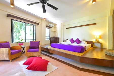 Coco, Deluxe Beach Room - Malay - Bed & Breakfast
