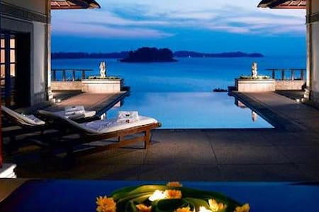 Banyan Tree - Two Bedrm Pool Villa - Bintan Island, Indonesia - Vila