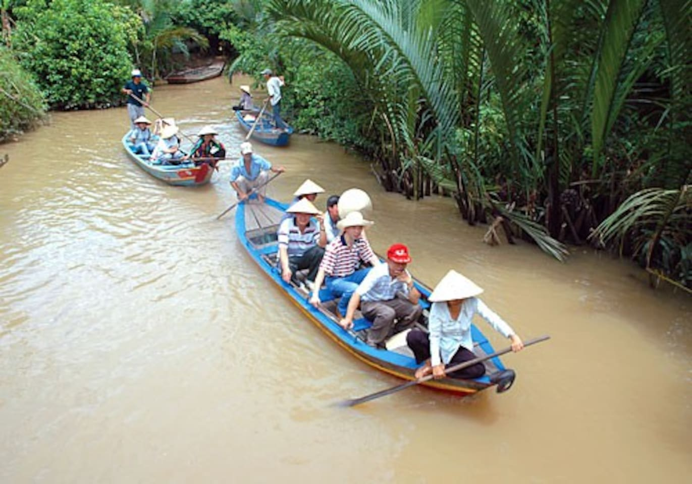 My Tho - Ben Tre 1 day private tour