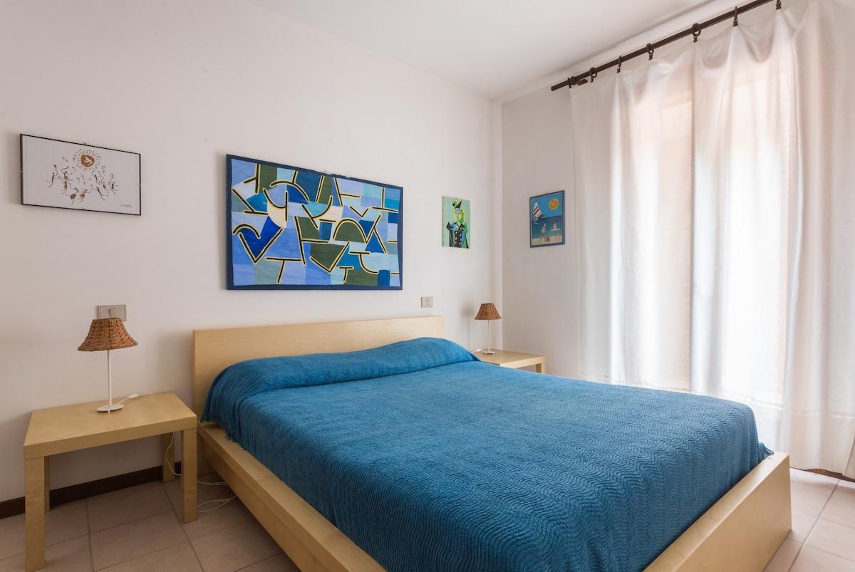 Appartamento a San Dzhovanni di Sinis torrevhe sulla spiaggia