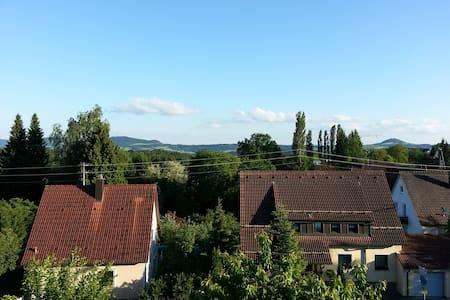 Ferienwohnung Himmel - ANdiKE - Huis